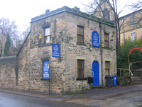 Osteopathy in Sheffield - The Lodge House Walkley Richard Metcalf Osteopath